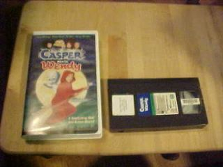 Casper Meets Wendy (VHS, 1998)