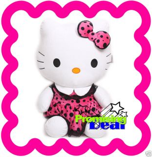 BIRTHDAY GIFT GIANT 30 HELLO KITTY HUGE SOFT STUFFED