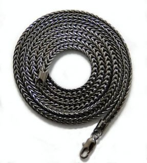 black gold chain in Mens Jewelry