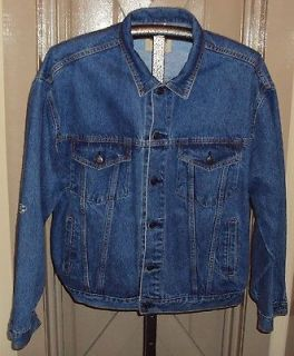 Mens Hard Rock Cafe Denim Jacket