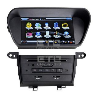 for Honda Accord Car DVD Player GPS Navigation Bluetooth Headunit