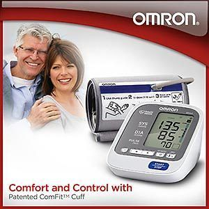 OMRON 7 SERIES BLOOD PRESSURE MONITOR & CUFF   NEW IN BOX