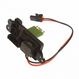 Heater Blower Motor Resistor   New (Fits Chevrolet Trailblazer)