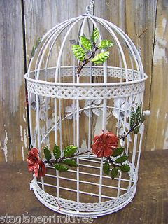 victorian style bird cages