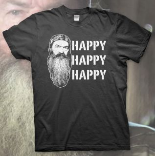 HAPPY High Quality T Shirt DUCK DYNASTY Show Commander Call Hunting