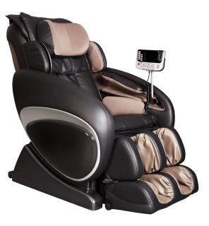 Osaki OS 4000 Zero Gravity Massage Chair Blk Recliner Deluxe S track