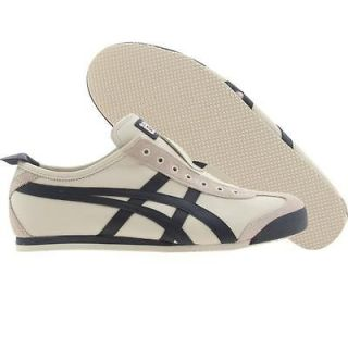 1659 Men Asics Onitsuka Tiger Mexico 66 Slip On LE (birch / india ink