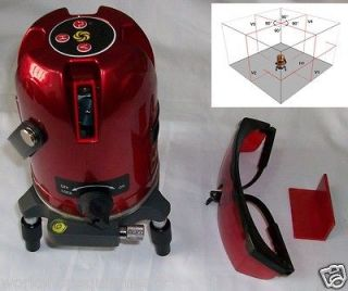 Autolevel Gravity pendulu Laser Level Mark 1 Horizontal 4 Vertical 1