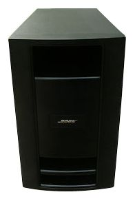 Bose PS28 III Powered Subwoofer Lifestyle 28 38 48 V25 T20 120V 240V