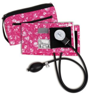 Prestige Medical Blood Pressure Cuff & Case *26 PRINTS TO CHOOSE FROM