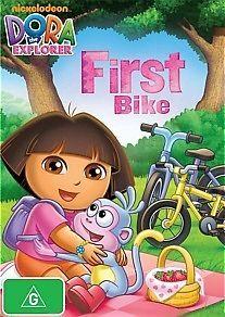 Dora the Explorer   First Bike DVD R4 *NEW & SEALED*