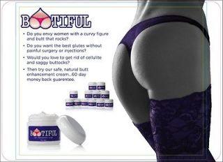 Bootiful Butt Enlargement Enhancement Cream   Brazillian Butt Lift in