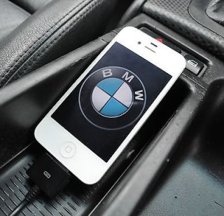 BMW E46 3 Series   02 06   Apple iPhone iPod Interface Aux Mode Cable