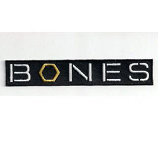 Bones TV Series Logo 5 Uniform/Costum e Patch (BOPA 03)