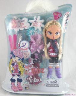 Bratz Kidz Winter Vacation Cloe Doll by MGA New