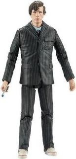 doctor Matt Smith Figurine (Rare) ~11th doctor  Bow Ties Are Cool