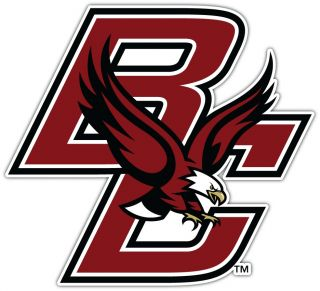 Boston College Eagles NCAA College Car Bumper Window Sticker Decal 4