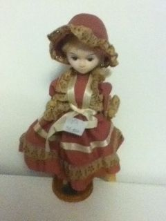 BRADLEY DOLLS IRIS UNIQUE ITEM PERFECT FOR COLLECTORS AMAZING DEAL