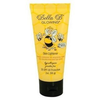 Bella B Glowing Skin Lightener 2 oz. Melanin Minimizer Cream Age Spots