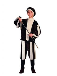 PRINCE BOY COSTUME MEDIEVAL KING ROMEO CHILD COSTUMES 90169