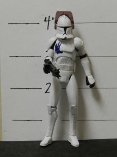 STWR 235] 2008 Hasbro Star Wars Clone Trooper Echo Action Figure