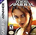 Tomb Raider Legend Nintendo Game Boy Advance, 2006