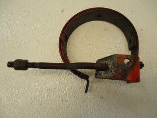 Simplicity landlord 101 allis chalmers b10 garden tractor brake band