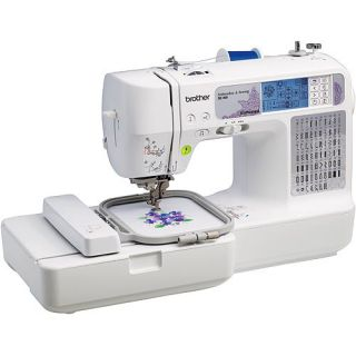 Brother SE400 Sewing & Embroidery Machine +USB+Designs