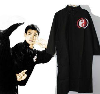 bruce lee own design JKD uniform vintage Chinese kung fu suits