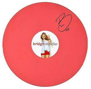 Bridgit Mendler Disney Channel Actress Authentic Autographed Record