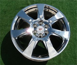 Cadillac SRX wheels