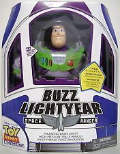 Collection Buzz Lightyear Toy Story 3 Talking movie replica electronic