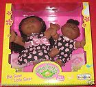 CABBAGE PATCH KIDS BIG SISTER LITTLE SISTER KIDS & NEWBORN HARLOW