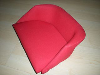 RED Seat for VW Bug Pedal Car Standard Size