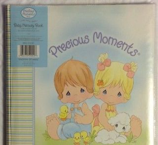 Newly listed Precious Moments Baby Memory Book 5 Yr Boy Or Girl New