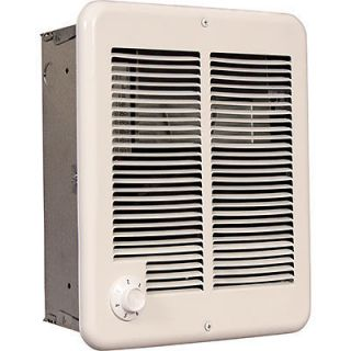 Electric Wall Heater   2000 Watt   240 Volts   50 CFM   8.3 Amps   1