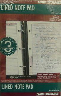Calendar, Planner, & Organizer Refills