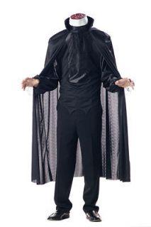 Headless Horseman Adult Costume Size:Large