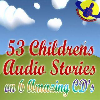 Kid Books On CD