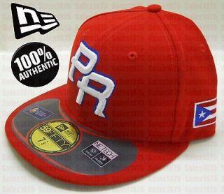 Puerto Rico 2013 World Baseball Classic 59FIFTY Cap