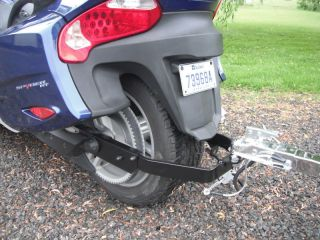 Can Am Spyder RT Trailer Tow Hitch