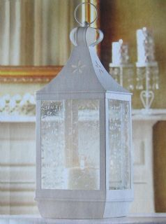 25 Wedding   LARGE WHITE Candle LANTERN Table DECOR CENTERPIECES 15