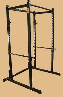 POWER RACK FOR FITNESS, POWER LIFTING, SQUATS & CHINNING Black