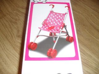 BNIB HELLO KITTY STROLLER PUSH CHAIR