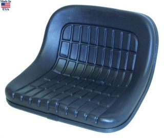 FORD NEW HOLLAND TRACTOR BUCKET SEAT, MADE IN USA