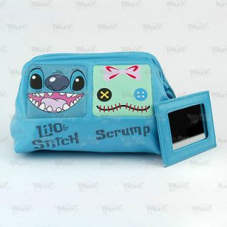 Disney Lilo & Stitch Lilo and Stitch Cosmetic Makeup Bag Purse with