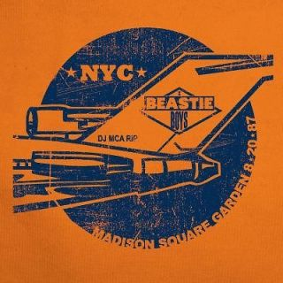 Beastie Boys T SHIRT vintage knicks License to Ill dj mca new york