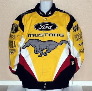 Ford Mustang Nascar Jacke
