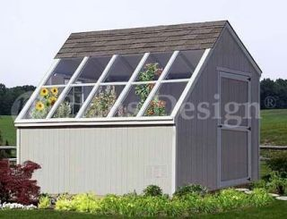 plans for a wood shed