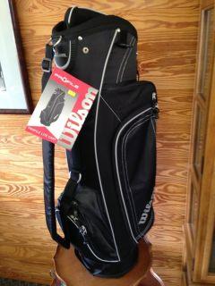 Wilson Golf Profile Lite Cart Bag